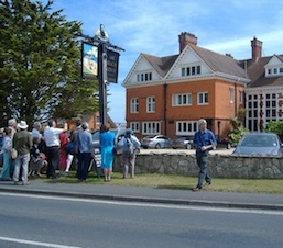 Beach House Hotel, Milford-on-Sea