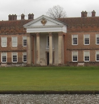 The Portico at The Vyne